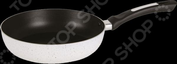 Сковорода Winner WR-6103Сковороды<br>Сковорода Winner WR-6103 - практичная и качественная модель предназначена для приготовления широкого спектра блюд. Благодаря антипригарному покрытию на сковороде можно тушить овощи, мясо и рыбу с минимальным использованием растительного масла. Равномерное распределение тепла способствует ускорению процесса приготовления блюд, при этом сохраняются все полезные вещества и витамины. Сковорода оснащена эргономичной ручкой из термоустойчивого материала, что делает процесс приготовления удобным и безопасным.<br>
