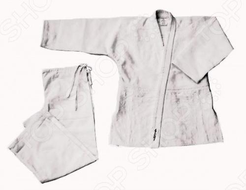 Кимоно для дзюдо ATEMI PJU-302 белое Кимоно для дзюдо Atemi PJU-302 /
