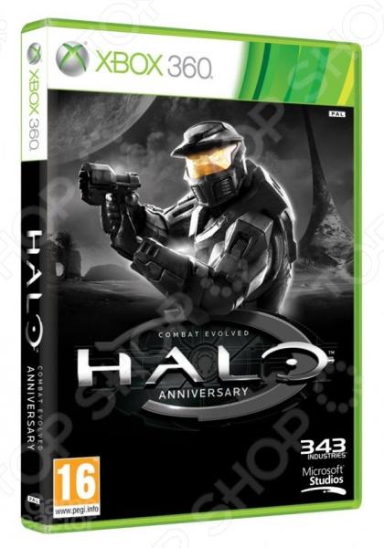 фото Игра для Xbox 360 Microsoft Halo Anniversary, Игры для игровых консолей