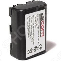 фото Аккумулятор для фотокамеры Dicom DS-FW50, Аккумуляторные батареи для фотоаппаратов и видеокамер