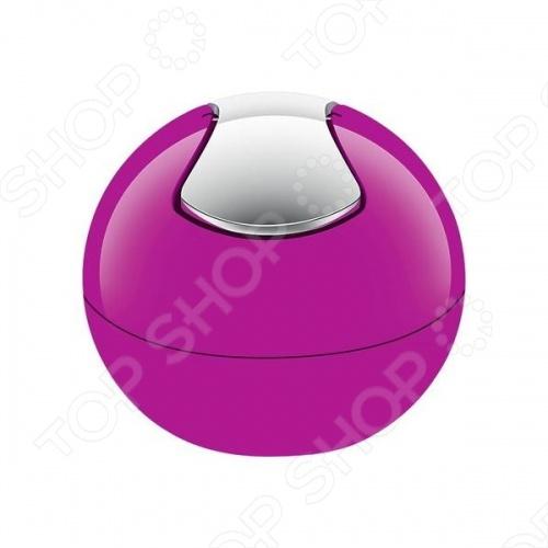 Ведро для мусора Spirella BOWL-SHINY изготовлено из высококачественного ударопрочного полистирола. Оснащено поворотной крышкой, которая открывается легким нажатием руки, а после сама возвращается в исходное положение. Верхняя часть ведра является съемной, что позволяет извлекать накопившийся мусор без особых проблем. Благодаря разнообразной цветовой гамме, необычному дизайну и небольшим размерам впишется в интерьер любого помещения.