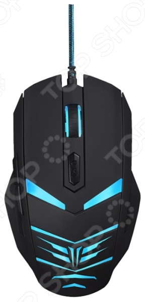 лучшая цена Мышь Oklick 745G Black USB