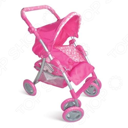Коляска для кукол 1 Toy Т52267 коляски для кукол 1 toy красотка t58754