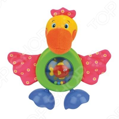 Развивающая игрушка K'S Kids «Прогулка пеликана» боди и песочники spasilk боди короткий рукав ons3p02 ons3p03 3 шт
