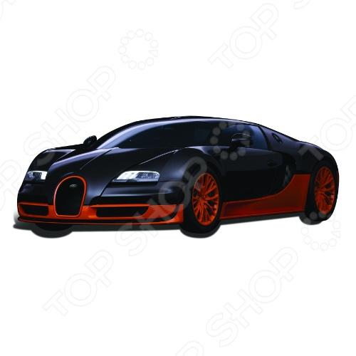 Автомобиль на радиоуправлении KidzTech Bugatti 16.4 Super Sport. В ассортименте