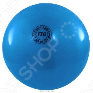 Яркий гимнастический профессиональный мяч идеально подойдет для занятий художественной гимнастикой. Подходит для соревнований и тренировок. Мяч выполнен из силиконового композитного материала. Мяч соответствует требованиям федерации художественной гимнастики. Срок гарантии: 6 месяцев.