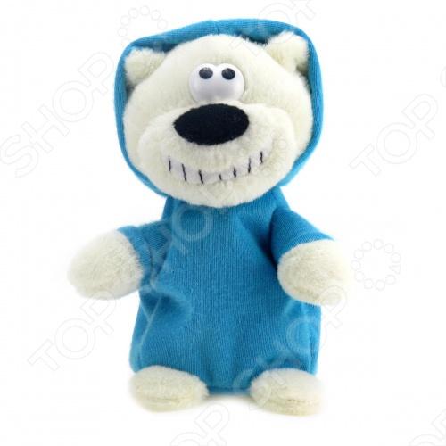 Мягкая игрушка интерактивная Woody O'Time Медведь DJ