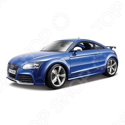 Сборная модель автомобиля 1:18 Bburago Audi TT RS