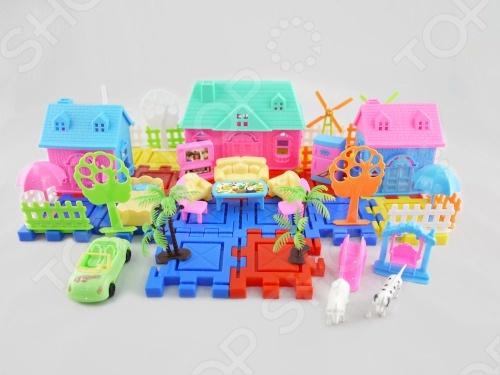 фото Игра-конструктор 1 Toy Т55630 «Мой маленький мир», Другие виды конструкторов