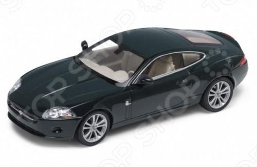 Модель машины 1:24 Welly Jaguar XK Coup. В ассортименте