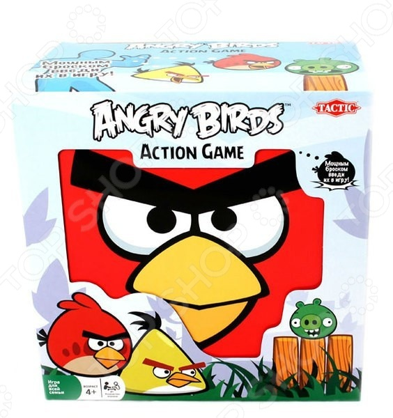 ���� ������� Tactic �Angry Birds�