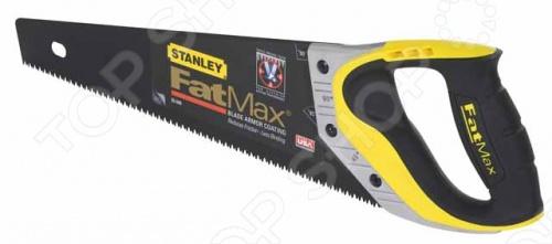 Ножовка STANLEY FatMax Jet CutЛобзики. Ножовки. Пилы<br>Ножовка STANLEY FatMax Jet Cut является простым и удобным в работе ручным режущим инструментом, который подходит для продольного и поперечного распила деревянных заготовок. Специальная трехгранная форма зубьев повышает скорость пиления и качество результата. Изделие обладает специальной трехкомпонентной рукояткой с разметкой углов 45 и 90 градусов. Пила прослужит долгий срок даже при частом и интенсивном использовании, так как полностью выполнена из прочных и качественных материалов, а также имеет антикоррозийное покрытие Appliflon .<br>