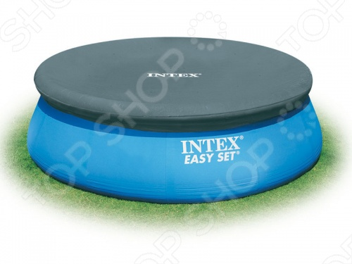 Тент для бассейна Intex 58919 intex тент для каркасного бассейна intex 28032 457 см
