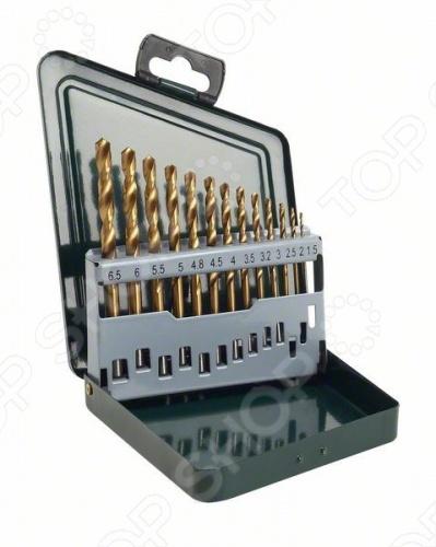 Набор сверл по металлу Bosch 2607019436