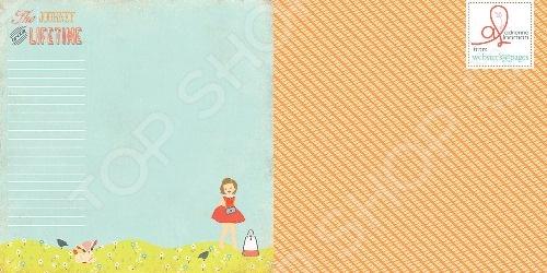 фото Бумага для скрапбукинга Websters Pages Journey Stories, купить, цена