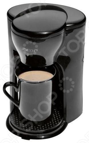 Кофеварка Clatronic KA3356 кофеварка clatronic ka 3450 550 вт черно серебристый