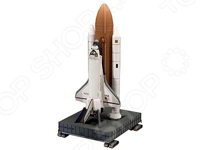 Сборная модель космического корабля Revell Space Shuttle Discovery decool 3118 city 285pcs architect changed 3 in 1 space shuttle explorer building block diy toys educational kids gifts