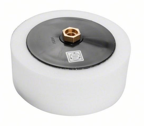 все цены на Губка полировальная Bosch 1608613013