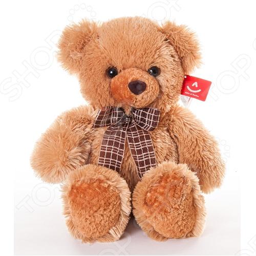 Мягкая игрушка Aurora «Медведь с бантом» 46 см aurora медведь медовый с бантом 69см 30 249