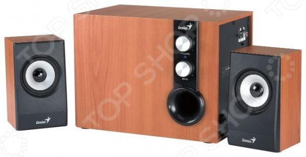 фото Колонки Genius SW-HF 2.1 1205, Компьютерные колонки и акустические системы