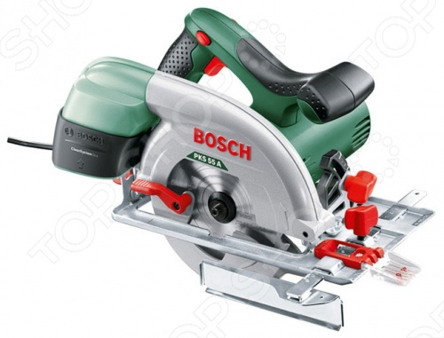 Пила дисковая Bosch PKS 55 A sound advance ct12fht
