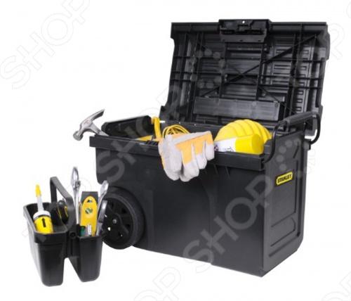 Ящик с колесами Stanley Line Contractor Chest STST1-70715 stanley stst1 79203 органайзер 24