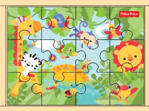 ���� ���������� 3 � 1 ��� ������� Fisher Price ��-3000-1