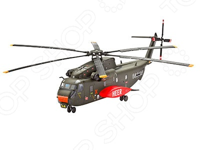 Сборная модель вертолета Revell Sikorsky CH-53G