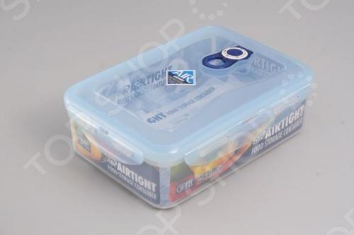 Контейнер герметичный для продуктов Gipfel FRESH ON 4803 gipfel вакуумный контейнер 1200 мл
