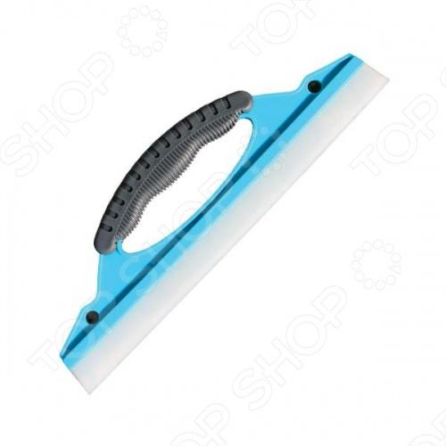 Сгон для воды Zeus ZB009 это полезный и практически необходимый инструмент для каждого автомобилиста, предназначен для протирания и удаления влаги с автомобиля. Рабочая поверхность выполнена из силикона, которая бережно сгоняет воду со стекол и кузова. Удобная ручка позволит легко управляться с моделью.