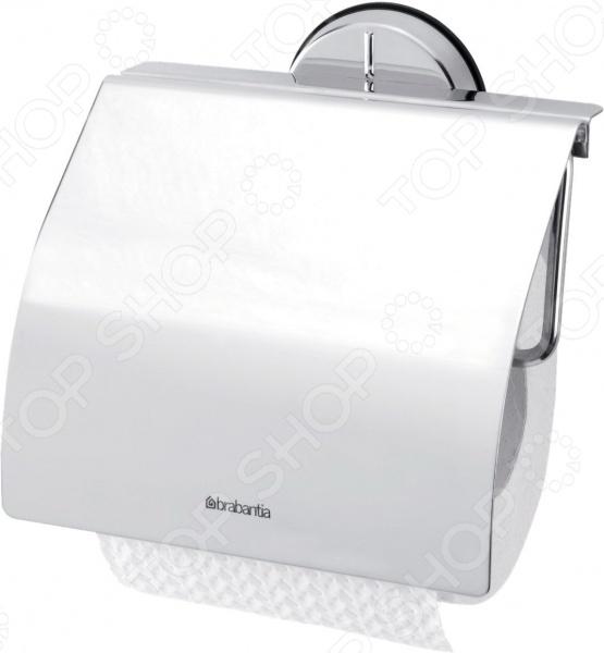 фото Держатель для туалетной бумаги Brabantia 399909, Держатели для ванной комнаты и туалета