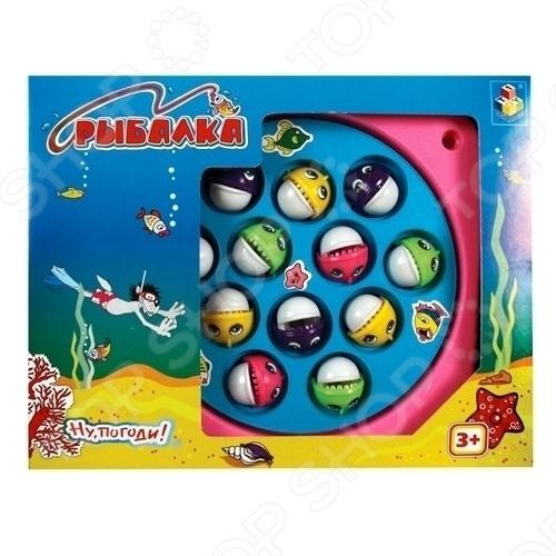 Игра 1 Toy Т52138 Рыбалка