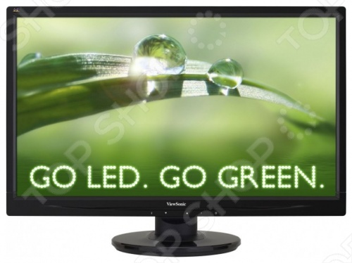 Монитор ViewSonic VA2445-LED монитор луцк