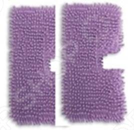 Накладки на швабру текстильные Shark Steam Pocket Mop. 2 Dust Pockets