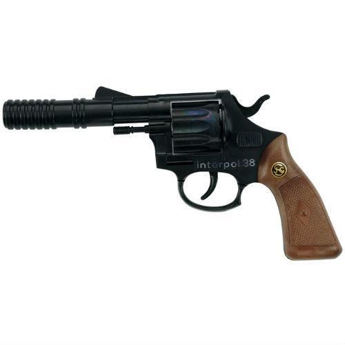 Zakazat.ru: Пистолет Schrodel Интерпол 38