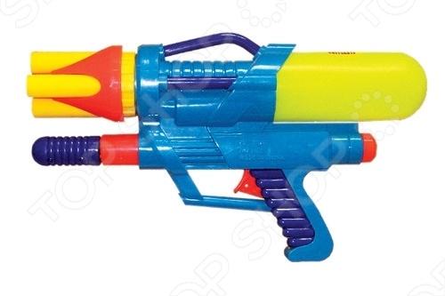 Водный пистолет Тилибом Т80368 водный пистолет тилибом с 2 отверстиями 30 см