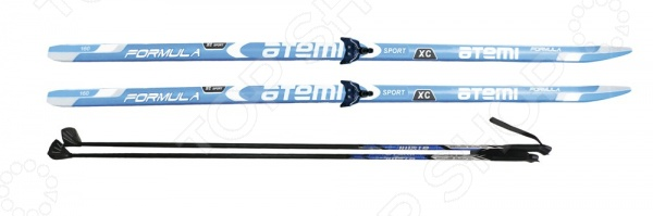 Комплект лыжный Atemi Formula 2014