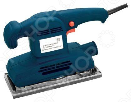 Машина шлифовальная вибрационная Herz HZ-FS230X115V машина шлифовальная ленточная herz hz bs533x76b