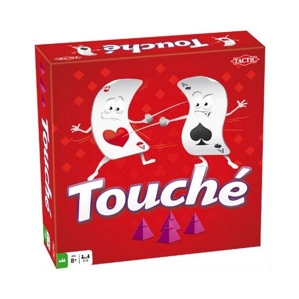 Игра настольная Tactic «Туше»  игра печатная tactic 02752 туше