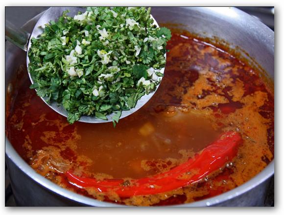 рецепт приготовления супа харчо в мультиварке атланта 595
