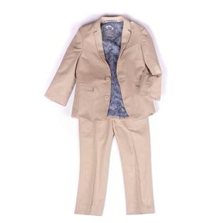 Купить Костюм классический Appaman Suit Set. Цвет: бежевый