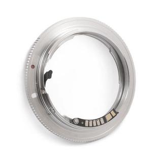 Купить Адаптер DICOM для объектива Nikon -Canon EOS (с чипом)