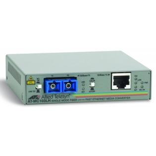 Купить Медиаконвертер Allied Telesis AT-MC103LH