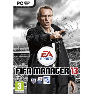 Купить Игра для PC FIFA Manager 13