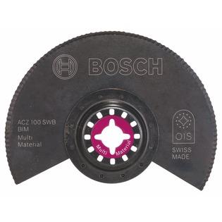 Купить Диск пильный сегментный с волнистой заточкой Bosch BIM ACZ 100 SWB