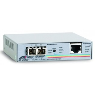 Купить Медиаконвертер Allied Telesis AT-MC1004-20