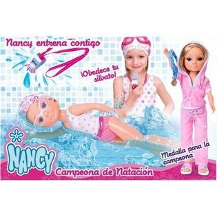Купить Кукла Famosa Нэнси-чемпионка