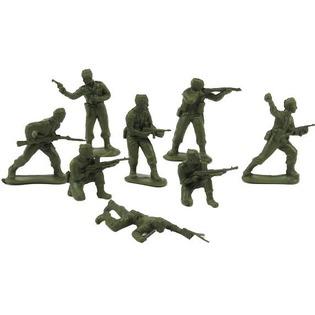 Купить Набор солдатиков БИПЛАНТ «Британские Командос»