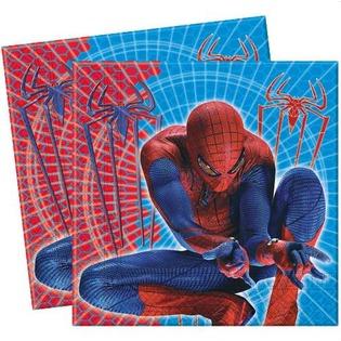 Купить Салфетки детские Procos «Новый Человек-Паук»