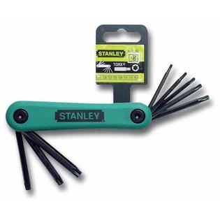 Купить Набор из 8-ми торцевых складных ключей STANLEY Torx 4-69-263